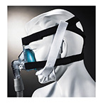 Chin Strap Headgear, for BiPAP or CPAP, Patient Interface Accessory, Reusable