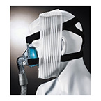 Chin Strap, Deluxe, Reusable, 4-in Wide