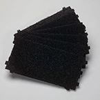 "Air Inlet Filter, for M600 and M605 O2 Concentrators, Replacement Kit<span style=""color:#FF0000;font-weight:bold;padding-left:5px;"">*Non-Returnable*</span>"
