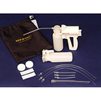 Kit, Hospital, RES-Q-VAC, w/Pump, 2 Canisters, Carrying Bag