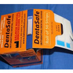 Intubating Guard, DentaSafe, Self-Adhering, Medical-Grade, Hypoallergenic, Elastic Foam, Disposable