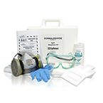 Formaldehyde Spill Response Kit, FSC-1, Refill Kit