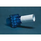 Filter Kit, PulmoGuard, Bacterial, Viral, Dead Space 60 cc, Blue, Cardboard Mouthpiece