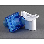 Filter Kit, PulmoGuard, Bacterial, Viral, Dead Space 60 cc, Blue, Rubber Mouthpiece, Box of 40