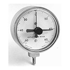 Respiratory Force Pressure Gauge, with Maximum Effort Indicator, Positive-Negative 60cmH2O Range