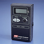 Oxygen Analyzer System, with VTI-200 Oxygen Analyzer, VTI-110 Reusable Cable
