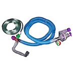 Automatic Resuscitator, Model PCE with Extension Kit, 20Ft O2 Tubing, 22mm Tube