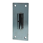 Wall plate, for EB100 Holder, 1/2 in Diameter