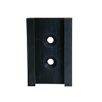 Bracket, Wall Mount, for Blender or Suction Canister Ring