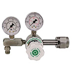 Oxygen Regulator, with H Cyilinder, Power Take Off