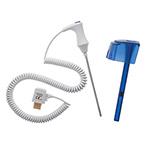 Thermometer Probe and Well Kit, Oral, 4ft, for SureTemp 690 and 692