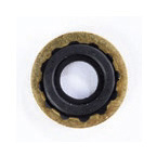 Yoke Seal Washer, Brass/ Viton