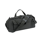 Carrying Bag, Black, Nylon, Horizontal, Duffel Style, Vented