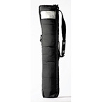 Carrying Bag, Shoulder Pack, Black, Nylon, for E Cylinder
