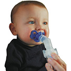 Pacifier, PediNeb, with 45 Degree Elbow, Without Nebulizer
