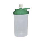 Bubble Humidifier, Dry, 6 PSI, Pressure Relief Valve