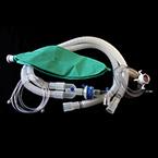 Anesthesia Breathing Circuit, 96in, 3L Latex Free Bag, Parallel Wye, Gas Sampling Elbow, Filter