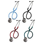 Stethoscope, Littmann Lightweight II SE, Firm Eartips, Black, Adult
