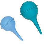 Bulb Syringe, AMSure, Ear/Ulcer, Sterile, Vinyl, 2oz