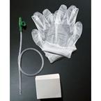 Curaplex Suction Catheter Kit, Black Connector, Effective Length 50cm, 10Fr
