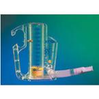 Incentive Spirometer, Coach 2, 2500ml Capacity, Valveless, Bedrail Holder, Oxygen Port