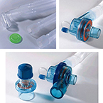 Patient Circuit, Pneupac, Output Hose, Mouthpiece, Disposable