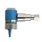 Flowmeter, MicroDial, Range A, DISS Inlet/DISS Outlet, Flow Range  0.02-3 LPM