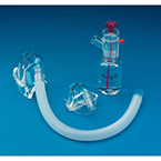 Nebulizer, CMN, Flo-Mist, Continuous Delivery, Humidification, 72-in Tubing, Adult Aerosol Mask