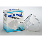 Face Mask, for OptiChamber Advantage, Medium, 1 to 6 Years, 22 mm Female