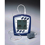 Capnograph Oximeter, Capnocheck II, Hand-Held, Battery-Operated, Alarms, Linked to External Printer