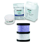 CO2 Absorbent, SodaSorb, Soda Lime USP-NF, Canister-Pak Refill Bags, 1.64 Liter