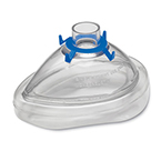Anesthesia Face Mask, Premium Air Cushion, Small Neonate, Disposable, No Hook Ring, Non-Sterile