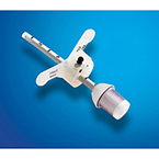 Tracheostomy Tube, Bivona, Uncuffed, Adjustable Neck Flange, Hyperflex, Silicone, Ped, Size 2.5mm