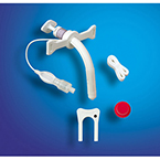 Tracheostomy Tube, Bivona, TTS, Adult, Inflatable Cuff, 5.0 mm ID, 7.4 mm OD, 60.0 mm L, Sterile