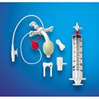 Tube, Tracheostomy, Bivona, Fome-Cuf, w/Obturator, Talk Attachment, Twill Trac Tie, Adult, 6.0 mm