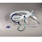 Nasal CPAP / Bi Level Interface Kit, Small, Hospital Kit, Headgear, Tubing, Clips, Pads, SM Cannula