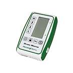 Oxygen Monitor, O2, Pediatric, 0.0 - 100% O2, 1.7L x 3.6W x 5.4H-inches, 10-ft Cable, 1.1 lbs