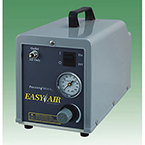 Air Compressor, Easy Air 15, AC Unit, Flow Gauge, J Bracket, Hospital Grade Cord