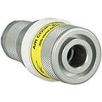 Quick Connect Coupler, Air, Schrader Female x 1/8 NPT Female