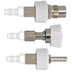 Quick Connect Adapter, Air, Puritan-Bennett x 1/8 NPT Male