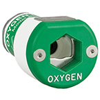 Quick Connect Coupler, Oxygen, Puritan-Bennett Female x 1/8 NPT Female