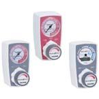 Suction Regulator, Vacuum (0-300mmHg), Continuous-Intermittent, 3 Mode, Bottom DISS Male x Back Ohmeda, Purple