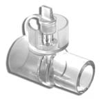 "MDI Adapter, Inline, Universal, Adult, 15 mm OD x 15 mm ID, 22 mm OD<span style=""color:#FF0000;font-weight:bold;padding-left:5px;"">*Non-Returnable*</span>"