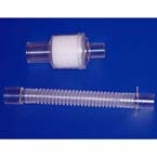 Heat Moisture Exchanger HME, FloCare LF, Large, Flex Tube, 300-1500 ml Tidal Volume, Disposable