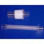 Heat Moisture Exchanger HME, FloCare LF, Large, Flex Tube, 300-1500 ml Tidal Volume, Disposable