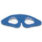 Patient Eye Protector, Non-Sterile, Small, Pediatric, Self Adhering, Double Foam