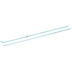 Endotracheal Tube Introducer, Flex-Guide, Ped, Polyethylene, Disposable, Non-Sterile, 60 cm, 10 Fr