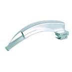 Laryngoscope Blade, Fiber Optic, Macintosh, Size #3, Autoclavable, Stainless Steel