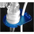 Tube Holder, TubeSAFE, 16 Fr, Adhesive Free