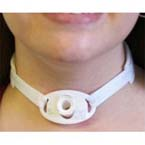 Tracheostomy Collar, Perfect Fit, Medium, 1-Piece, 12 to 16 inch Neck